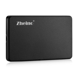 Wholesale Ide Pata Hard Drive - Wholesale- Zheino 2.5 Inch USB 2.0 44PIN IDE PATA Hard Drive Disk HDD External Enclosure Case with usb 2.0 Cable Tool-free