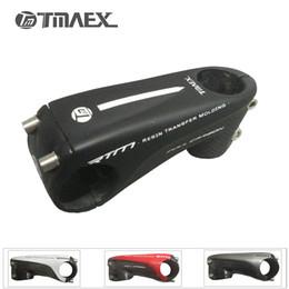 Wholesale Matte Black Road Bikes - TMAEX - 2016 New pattern Ultralight Full 3k Carbon Stem Black Matte Road Bike Stem 80 90 100 110mm Mountain Bicycle Parts 150g