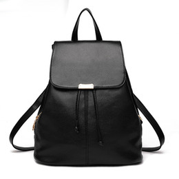 Wholesale Character Notebook - Women Backpack School Bags for Teenagers Laptop Notebook Travel Fashion Backpack Teenage Girls 2017 High Quality