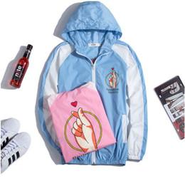 Wholesale Womens Dress Jacket Xl - Fashion Jackets Sun Clothes YEEUS Mens Womens Dresses High Quality Jackets Hip-Hop Housewares Sunny Couples Hoodies