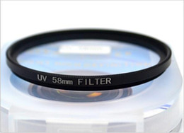 Wholesale Optical Glass Protector - Best-selling Ultra-Violet UV Filter Optical glass Camera Lens Protector for Canon Nikon DSLR Camera multiple model selection 37mm-58mm