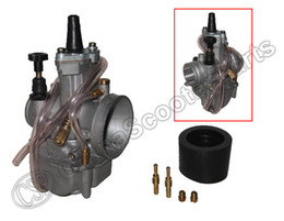 Wholesale Quad Buggies - Wholesale- PWK PWK30 30 30mm Carburetor For keihin KOSO OKO Power Jet Carburetor Dirt Pit bike ATV Buggy Quad Go Kart Parts