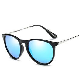 e6542b0c12 New Fashion Frame Sunglasses Women Lightweight Mirrored Classic Polarized  SunGlasses Colorful Plastic Eyewear Super Discount Gafas Wholesale