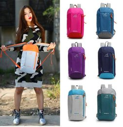Wholesale Girls Wholesale Luggage - Outdoor Sport Womens Men Backpack Girl School Shoulder Bag Luggage Travel Bags Hiking Camping Outdoor Bags