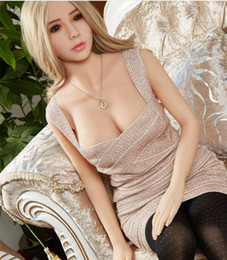 Wholesale Video Man Sexy Dolls - 2015 NEW sex love doll cheap hot sale silicone love sex doll for men sexy love videos dropship adult