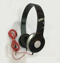 Wholesale Ear Headphones Folding - Stylish Best Headphones Fold Stereo Surround 3.5mm Headband Headset For Samsung For HTC With Microphone