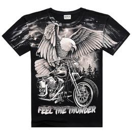 Wholesale Long Sleeve Skeleton Shirt - Black Heavy Metal 3D T Shirt Man Skeleton Jesus Bob Marley Che Guevara Kung Fu Metallica Summer Fashion Cotton Rock Music Tops