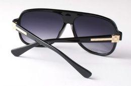 Wholesale Cheap Fashion Glasses For Men - Men's Aviation Driving Shades Male Sun Glasses For Men Retro Cheap 2017 Luxury Brand Designer Oculos9012