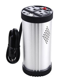Wholesale Lighter Car Cable - ERAYAK 200W Power Inverter Cup Dual US Outlets and 2.1A USB Charging Ports with Car Cigarette Lighter Cable,DC12V to AC110V,8200Y