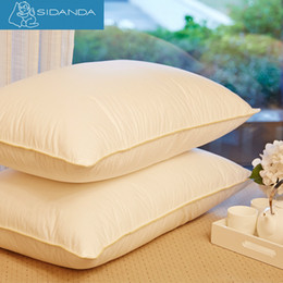 Wholesale Wholesale Goose Down Feathers - SIDANDA goose feather pillow five-star hotel pillow hotel antibacterial authentic