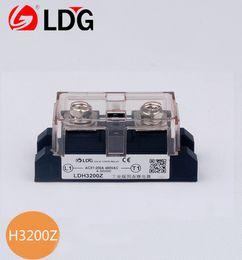 relè di potenza in miniatura Sconti Modulo relè relè a stato solido SSR LDG H3200Z Modulo elettronico 4-32VDC ad alta tensione da CC a CA