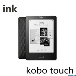 Wholesale E Book Reader Kobo - Wholesale- Used Kobo touch B ebook reader good condition 2GB WIFI online book store E-ink screen better than kindle