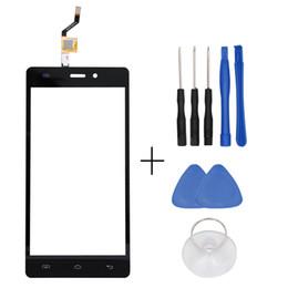 2019 iphone 5c capa da habitação traseira Original Substituição Touch Screen Digitador Pantalla Parte para Doogee X5 X5 Pr