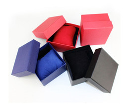 Wholesale Square Bracelets - Durable Presentation Gift Box Case For Bracelet Bangle Jewelry Wrist Watch Boxs