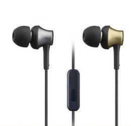 Argentina Original EX650 Cobre Dinámico de Cancelación de Ruido Super Bass Estéreo In-ear Auriculares de Música de 3.5mm Para Sony iPhone Auriculares Samsung Suministro