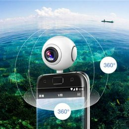 Wholesale Mes Degree - Connect Me 720 degrees Panoramic Camera Connect Me Fool Camera Live Webcast Easy App to Use