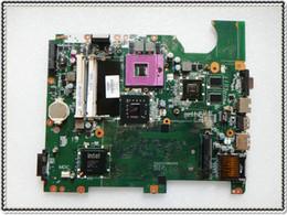 Wholesale Motherboard G61 - 513758-001 HP CQ61 G61 DA00P6MB6D0 Laptop motherboard DDR2 PM45 N10M-GE2-S gráficos garantia 60 dias