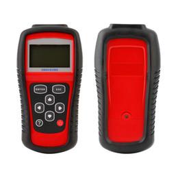 herramientas de escaneo de lectores de código audi Rebajas Venta al por mayor- Nueva llegada herramienta de diagnóstico del coche Autel OBD Scan Tool OBD2 Escáner Lector de código Motor Auto Scanner KW808