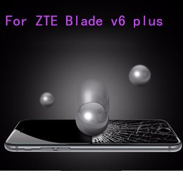 Wholesale Screen L5 - Tempered Glass For ZTE Blade v6 plus L5 L2 Plus For Alcatel one touch POP 3 5.5 OT5025 5025 Screen Protector Film
