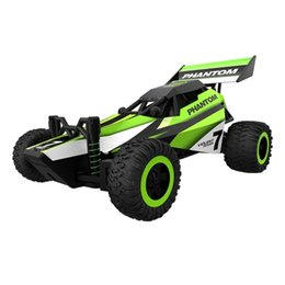 Wholesale Rc 32 - CRAZON 1 32 Mini Pocket 20KM h RC Racing Car RTR By RC Stunt Car RM7854GR