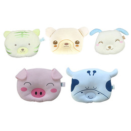 Wholesale Baby Head Shaping Pillow - Suncity New Born Baby Head shape Pillow