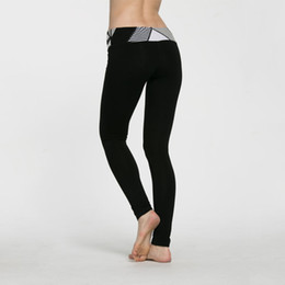 Wholesale Purple Yoga Pants Xs - XXS-XL Women Sexy Brand Yoga Sport Gym Leggings Capris Pants Gear Running Pants Leggings Outfits dropshipping ok