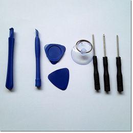 Wholesale Universal Repairs - Universal 8 in 1 repair tools Mobile Phone Repair Tool Kit Screwdriver Set For Iphone Samsung Accessory Bundles Herramientas