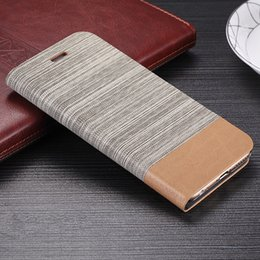 Wholesale Blue Jeans Cover - J 5 2016 Case Cellphone Flip Cover Stand Folding PU Leather Jeans Design Wallet Cases for Samsung Galaxy J5