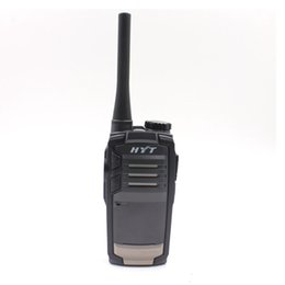Wholesale Hyt Way Radios - License-free HYT walkie talkie Hytera TC-320 Two Way Radio TC320 UHF 450-470MHz for police use with high quality