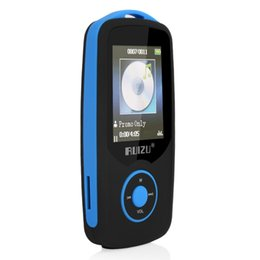 Wholesale Pen Card Reader - Wholesale- Hifi Mp3 Player Bluetooth Music Player 4G Loseless Musica 1.8Inch Screen Radio Fm E-Book Voice Recorder Video Play Vs fiio xduoo
