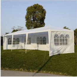 Wholesale Tents Wedding Canopies - Canopy Party And Wedding European Tent White Outdoor High Quality Waterproof Canopy Awning View Collocation Decoration Canopy