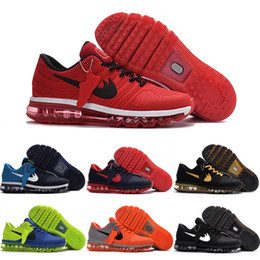 Wholesale Athletic Rubber Bands - Wholesale air 2017 rubber patch Run Running Shoes mens blackRunings Shoe Athletic Outdoor Sneakers online Siz406-45