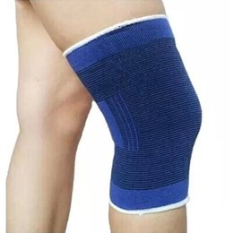 Wholesale Elbow Joint Support - Wholesale- Sports Safety Knee Brace Pads Volleyball Dance Joints Muscles Support Elastic Elbow Guard Protector Kneepads Gear