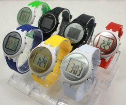 Wholesale Cheap Ceramic Watches Wholesale - Cheap Watches Fashion Casual Men Women Watch LED Digital Display Sport Wristwatch Bracelet Electronic Wrist Watches