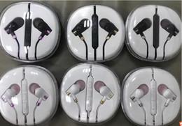 Iphone pour pas cher en Ligne-Super qualité avec pas cher gros prix 3.5MM dans l'oreille des écouteurs et des écouteurs avec micro