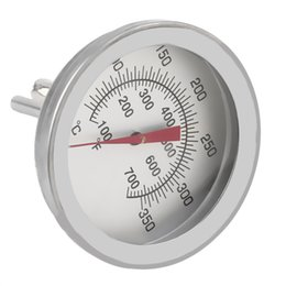 Wholesale Oven Thermometer Steel - Stainless Steel Cooking Oven Thermometer Probe Thermometer Food Meat Gauge