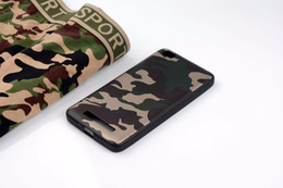 Wholesale Thick Phone Cases - Camouflage cover for xiaomi redmi note 4 4x x A case silicone phone coque new design thick Heavy TPU soft funda capa