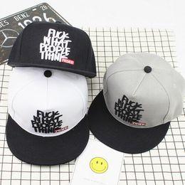 f8ef73d2c19 Brand Snapback Hats What People Think Embroidery Bone Snapbackcap Designs Baseball  Cap Adjustable Flat Hat for Women Men discount thinking cap hat