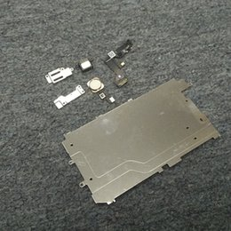 Wholesale Iphone Screen Replacement Metal - For iPhone 6S 4.7 5.5 Inch LCD Display Touch Screen Full Set Metal LCD Shield Repair Parts Replacement