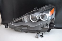 Wholesale Headlight Lexus - 2014 2015 2016 Lexus IS IS250 IS350 Left Driver Side LED Headlight Car Accessories and Parts