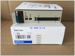 Contador omron on-line-C200H-CT021 Omron Counter unit Novo e original Garantia de um ano