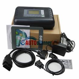 Wholesale Sbb Key Programmer Immobiliser - ools, Maintenance Care Diagnostic Tools SBB Key Programmer Latest Version V33.02 SBB Auto Key Pro Remote Immobiliser Pin Code For Multi-...