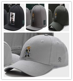 Wholesale Leather Hat Buckles - 2017 hats for Men&Women balr New Arrival Balred caps leather buckle PU metal adjustbale buckle Baseball sport Cap Hip Hop hat