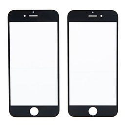 Wholesale Touch Screen Lens Wholesale - Front Outer Touch Screen Glass Lens Replacement for iPhone 6 6s iPhone 6 6s Plus iPhone 7 7 Plus free DHL