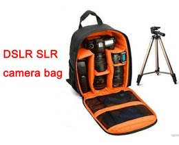 Wholesale Slr Pouch - New TIGERNU camera bag case DSLR SLR bag ,Waterproof Shockproof Anti-theft backpack with Nylon material for Canon Sony Nikon