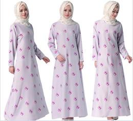 Wholesale White Robe Costume - 044 # Minority costumes Islamic Arabian women Muslim Muslim robes Middle East trade dress # 24