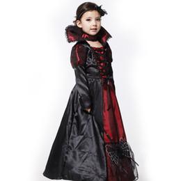 masque spiderman iron man Promotion Shanghai histoire costume d'Halloween enfants princesse vampire halloween mal performance robe reine partie enfant costumes de cosplay