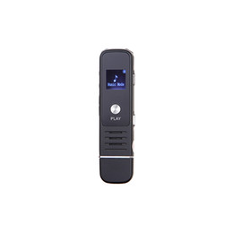 Wholesale high quality screen recorder - Wholesale-2016 New 30 Hours USB LCD Screen Black Color Digital Audio Voice Recorder High Quality Dictaphone Player MP3 TF Card