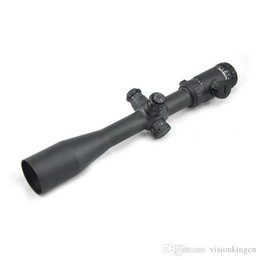 Wholesale Rifle Scopes Side Focus - Visionking 4-16x44 Side Focus Riflescope Waterproof Mil-Dot Riflescope For Hunting Tactical Rifle Scope Fully Multi-Coated Scope