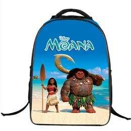 Wholesale Girls Shoulder Bag For School - Cartoon Students Schoolbag Backpack 16 inch Nylon Children School Bags for Boys and Girls Kids Satchel LG